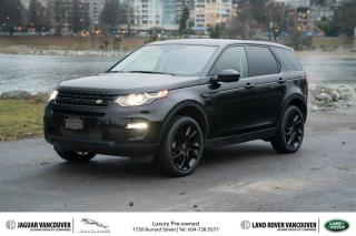 Used 2016 Land Rover Discovery Sport HSE for sale in Vancouver, BC
