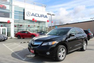 Used 2015 Acura RDX Tech at March Madness!  Sale price good till March 31st, 2018! for sale in Langley, BC