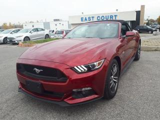 Used 2017 Ford Mustang GT Premium, Leather, NAV, Back Up Cam for sale in Scarborough, ON