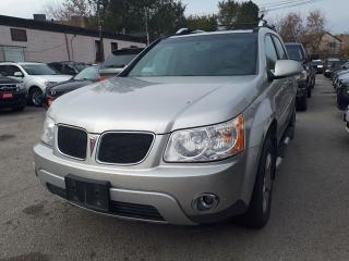 Used 2007 Pontiac Torrent Sport/Sunroof/AWD for sale in Scarborough, ON