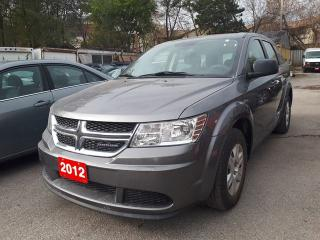 Used 2012 Dodge Journey only 62 k for sale in Scarborough, ON