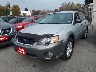 Used 2005 Subaru Outback i for sale in Scarborough, ON