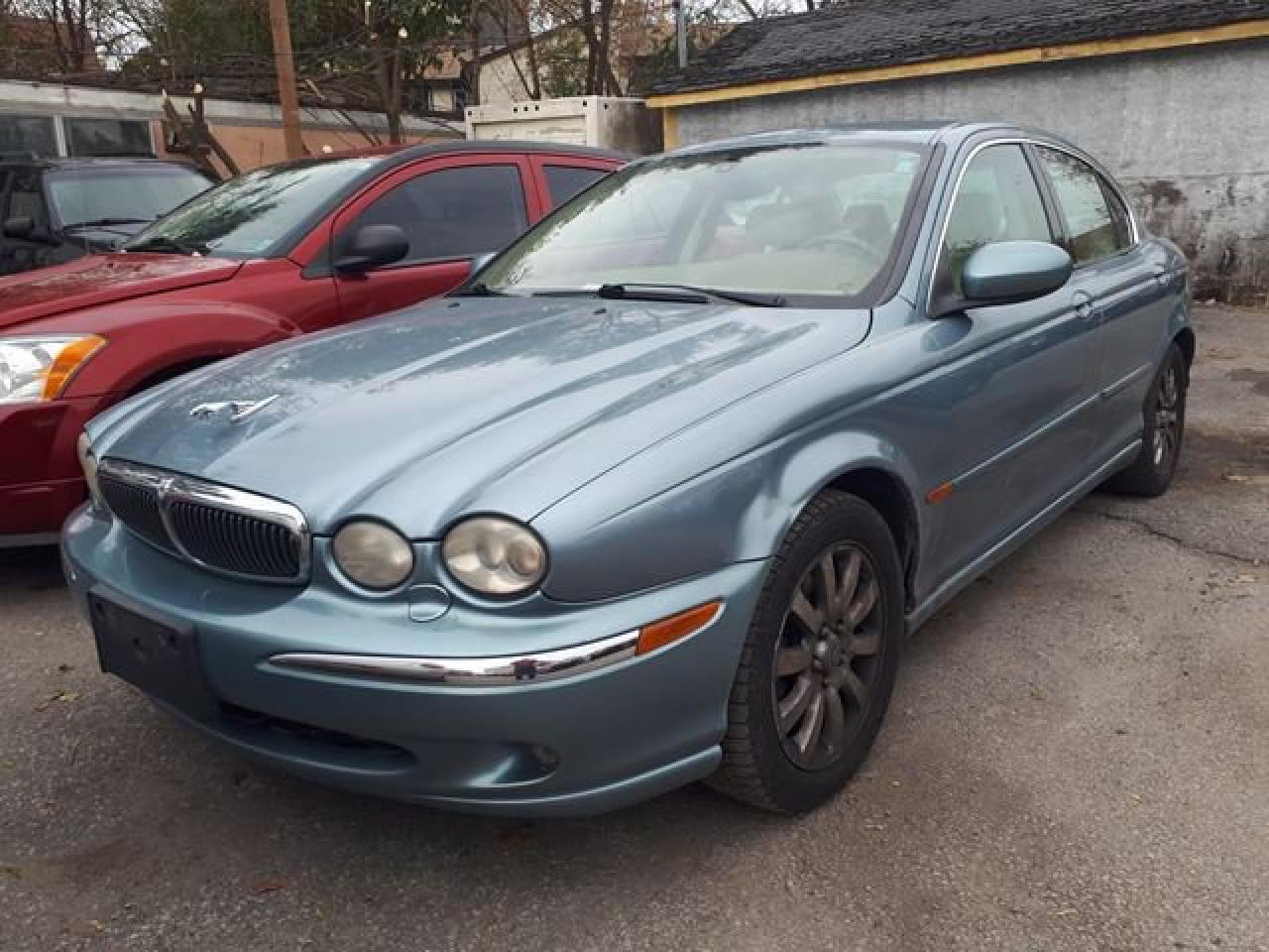 2003 Jaguar X-Type as traded/drives OK