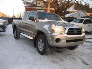 Used 2008 Toyota Tacoma Extended SR5 V6 4.0L 4x4  AC PW PL PM for sale in Ottawa, ON
