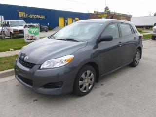 Used 2011 Toyota Matrix CONVENIENCE PKG. for sale in North York, ON