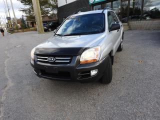Used 2006 Kia Sportage LX V6 for sale in Barrie, ON