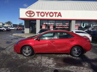 Used 2015 Toyota Corolla LE for sale in Cambridge, ON