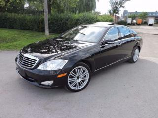 Used 2008 Mercedes-Benz S550 4MATIC Long Wheel base for sale in Brampton, ON