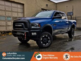 Used 2017 Dodge Ram 2500 POWER WAGON for sale in Richmond, BC