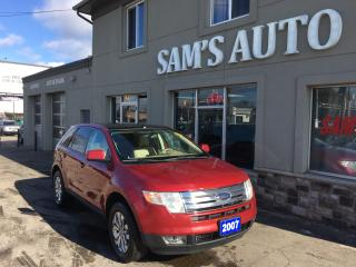 Used 2007 Ford Edge SEL for sale in Hamilton, ON