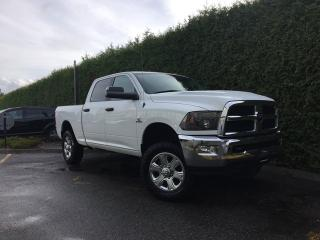 Used 2015 Dodge Ram 3500 SLT 4x4 for sale in Surrey, BC