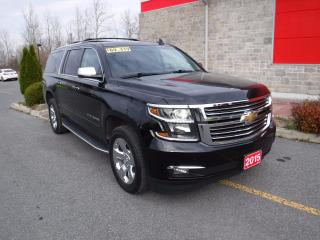 Used 2015 Chevrolet Suburban LTZ for sale in Cornwall, ON