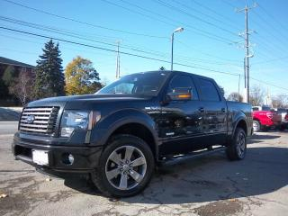 Used 2012 Ford F-150 FX4 for sale in Whitby, ON