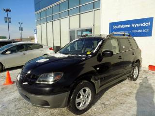 Used 2003 Mitsubishi Outlander LS All-Wheel Drive for sale in Edmonton, AB