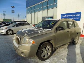 Used 2010 Jeep Compass Sport/North 4dr 4x4 for sale in Edmonton, AB