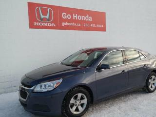 Used 2014 Chevrolet Malibu 1LT for sale in Edmonton, AB