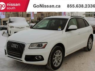 Used 2014 Audi Q5 QUATTRO, LEATHER, HEATED SEATS for sale in Edmonton, AB
