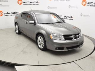 Used 2013 Dodge Avenger SXT for sale in Edmonton, AB