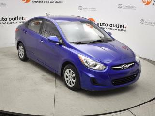 Used 2013 Hyundai Accent GL 4dr Sedan for sale in Edmonton, AB
