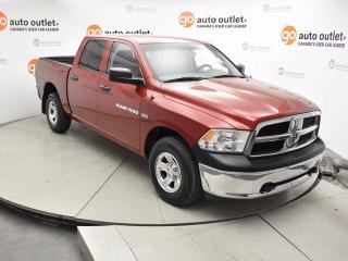 Used 2012 Dodge Ram 1500 ST for sale in Edmonton, AB
