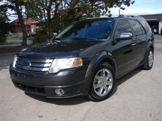 Used 2008 Ford Taurus X LIMITED for sale in Mississauga, ON