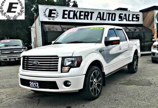 Used 2012 Ford F-150 Harley-Davidson Edition for sale in Barrie, ON
