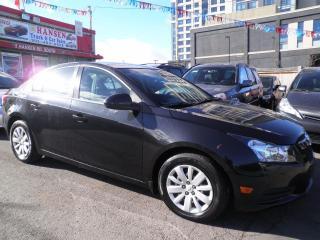 Used 2011 Chevrolet Cruze LT Turbo w/1SA for sale in Brampton, ON