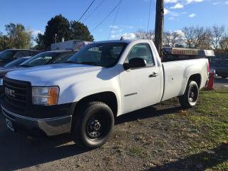 Used 2010 GMC Sierra 1500 WT for sale in Mississauga, ON