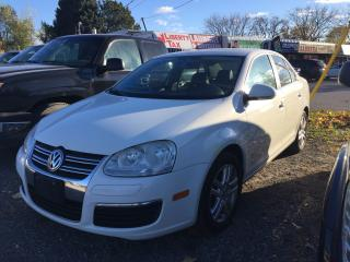 Used 2007 Volkswagen Jetta 2.5 |  NO TAXES | BLACK FRIDAY SPECIAL for sale in Mississauga, ON