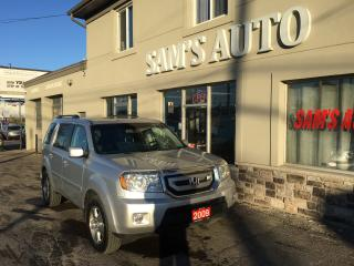 Used 2009 Honda Pilot EX-L for sale in Hamilton, ON
