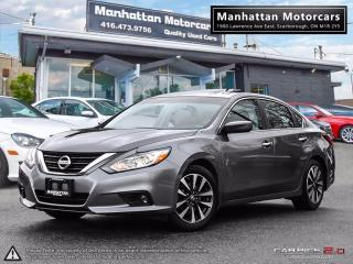 Used 2016 Nissan Altima 2.5 SV |CAMERA|WARRANTY|BLUETOOTH|ALLOY|ROOF for sale in Scarborough, ON