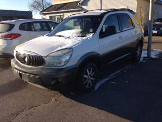 Used 2004 Buick Rendezvous CXL for sale in Oshawa, ON