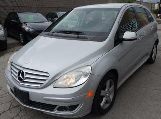 Used 2007 Mercedes-Benz B 200 for sale in Hamilton, ON