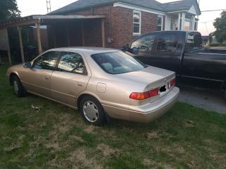 Used 2000 Toyota Camry CE for sale in North York, ON