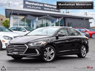 Used 2017 Hyundai Elantra GLS |AUTO|FAC.WARRANTY|ROOF|ALLOY|15000KM for sale in Scarborough, ON