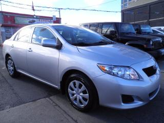 Used 2010 Toyota Corolla CE for sale in Brampton, ON