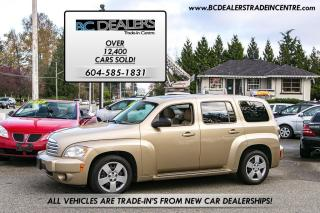 Used 2008 Chevrolet HHR LS, Local BC Vehicle, No Accidents, Loaded! for sale in Surrey, BC