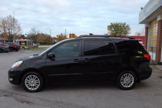 Used 2009 Toyota Sienna XLE DVD LEATHER for sale in Oakville, ON