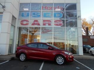 Used 2012 Hyundai Elantra GL Automatic for sale in Halifax, NS