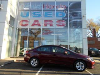 Used 2013 Honda Civic LX HEATED FRONT SEATS for sale in Halifax, NS