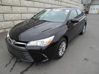 Used 2016 Toyota Camry LE for sale in Fredericton, NB