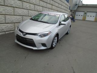Used 2016 Toyota Corolla LE for sale in Fredericton, NB