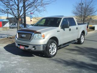 Used 2006 Ford F-150 Lariat 4x4 for sale in York, ON