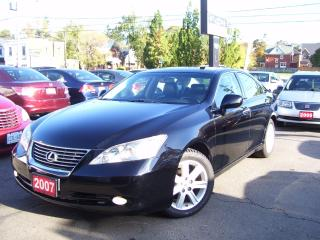 Used 2007 Lexus ES 350 Bace for sale in Kitchener, ON