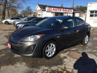 Used 2010 Mazda MAZDA3 Clean Carproof/Automatic/Sunroof/Certified for sale in Scarborough, ON