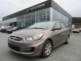 Used 2013 Hyundai Accent GL for sale in Corner Brook, NL