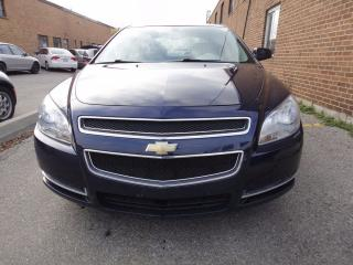 Used 2009 Chevrolet Malibu LT MODEL,4 CYL,ONE OWNER,NO ACCIDENT,VERY CLEAN for sale in North York, ON