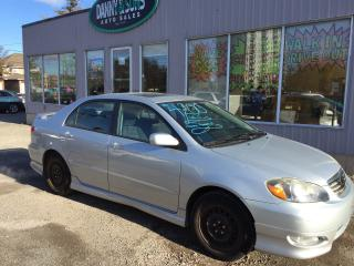 Used 2006 Toyota Corolla Sport for sale in Mississauga, ON