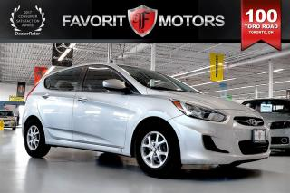 Used 2012 Hyundai Accent GL | POWER WINDOWS | CRUISE CONTROL for sale in North York, ON
