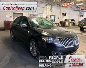 Used 2010 Lincoln MKZ MKZ| AWD| Sunroof| Leather| Navigation for sale in Edmonton, AB